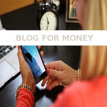 Blog For Money