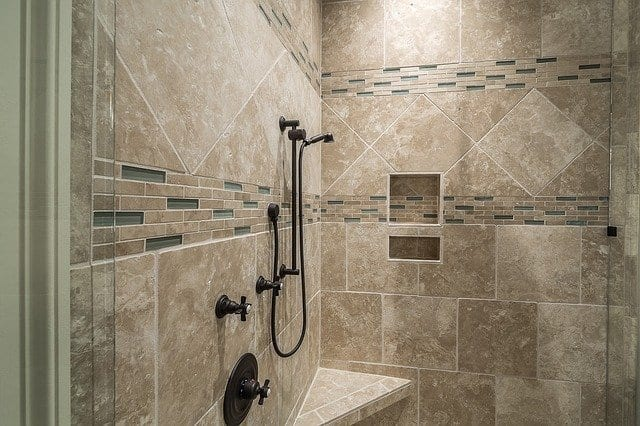 Repair your shower grout
