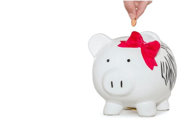 How to start saving money get started now