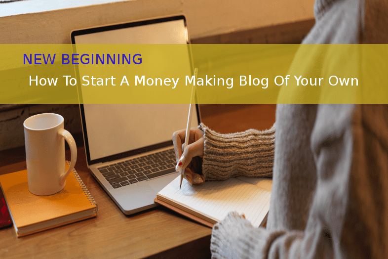 Ho to Start Your Own Blog