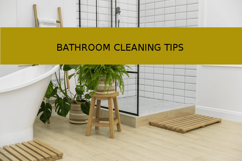 Bath Cleaning Tips