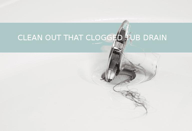 Clogged Drain Repair