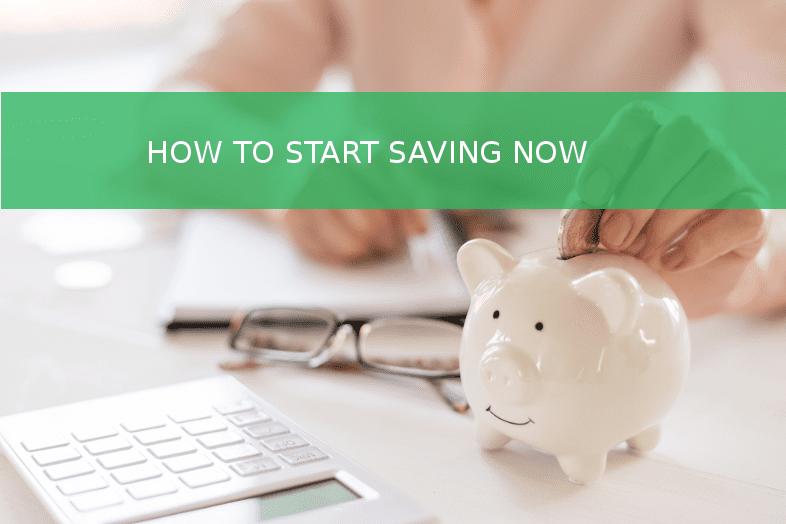 Diy start saving money
