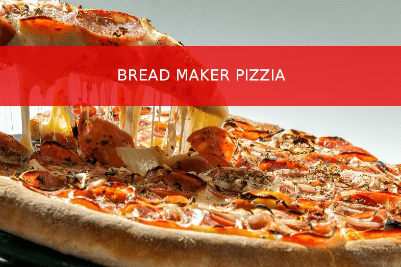 Home made pizza dough